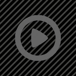 broadcasting, communications, control, entertainment, internet, media, medium, movie, multimedia, on demand, play, player, reel, television, tv, tv show, video, web icon
