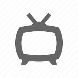 antena, broadcasting, communications, entertainment, film, media, medium, movie, multimedia, on demand, reel, television, tv, tv show, video icon
