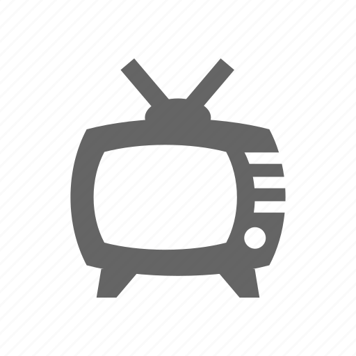 broadcasting, communications, entertainment, media, medium, movie, multimedia, old-style, on demand, radio, reel, television, tv, tv show, video icon