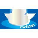 spaceship, twitter