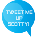 scotty, twitter icon