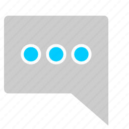comment, dialog, message, poi, speach, text icon