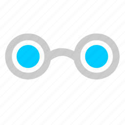 eye, glasses, optics, read icon