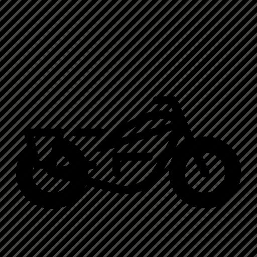 bike, bmw, motorbike, motorcycle, r35, transport, transportation icon