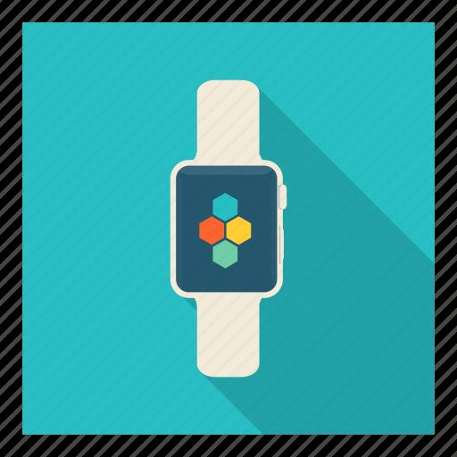 alarm, apple, device, iwatch, smartwatch, time, watch icon