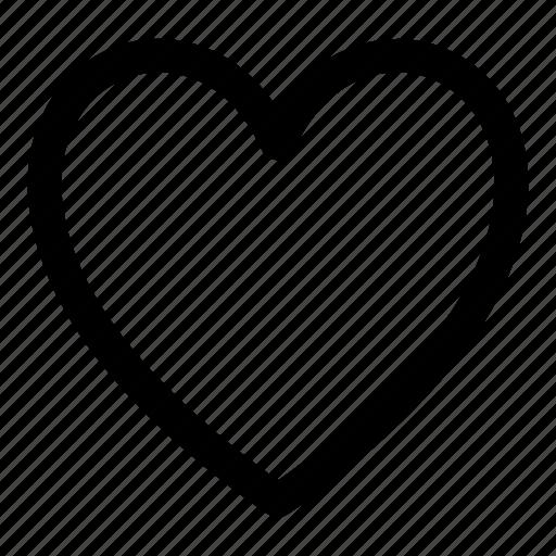 favorite, heart, like, love, romantic icon