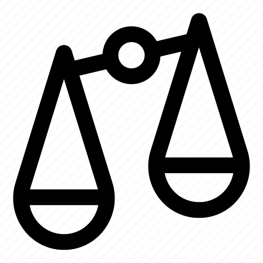 balance, compare, justice, law, weight icon