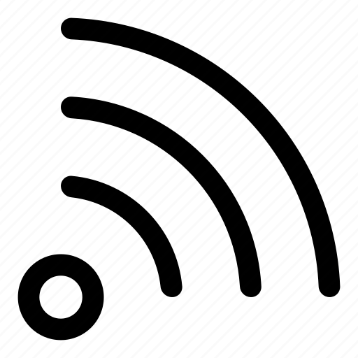 internet, signals, wifi, wireless icon