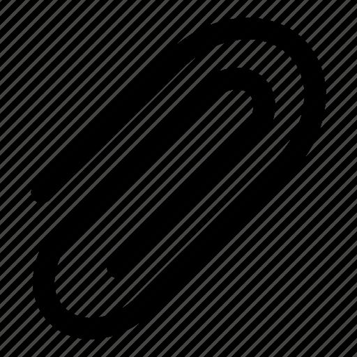 attach, attached, attachment, clip icon