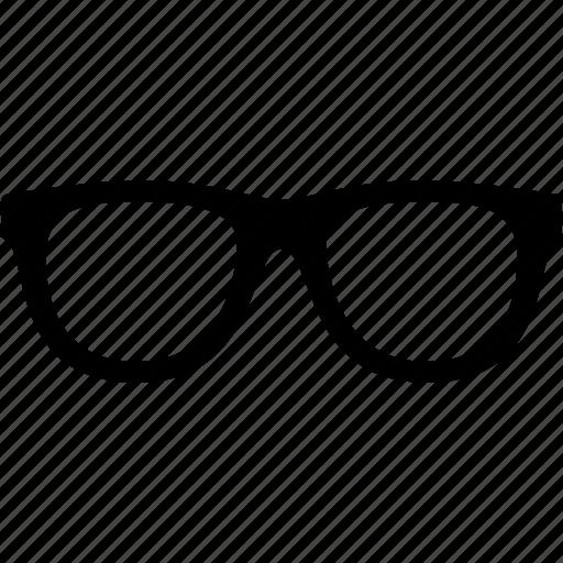 eye, eyeglasses, glass, glasses, view icon