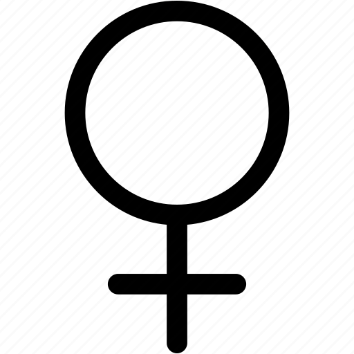 female, girl, male, sex, woman icon