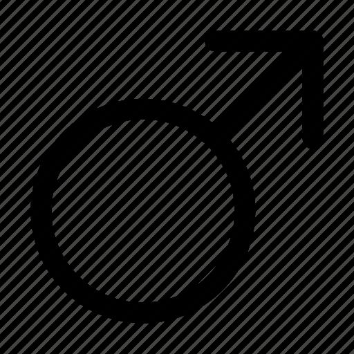 female, male, man, sex icon