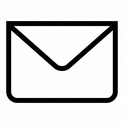 Envelope, contact, letter, mail, message, email icon