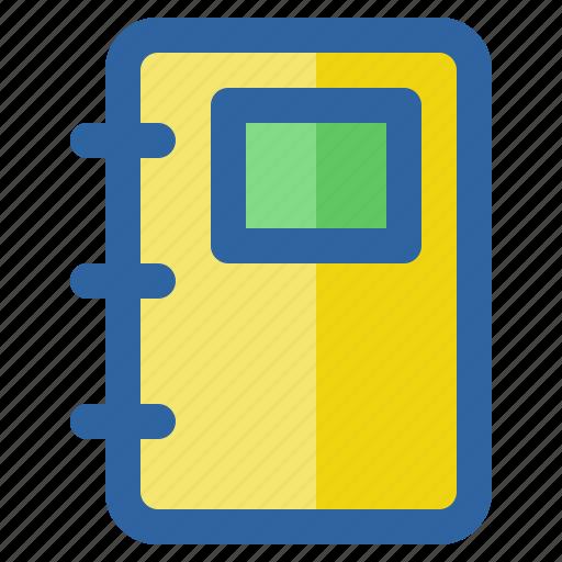 book, ui, ux, web, website icon