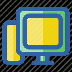 computer, ui, ux, web, website icon