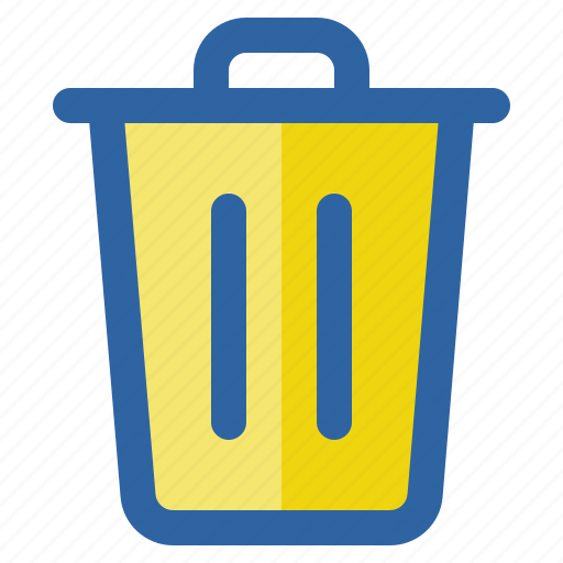 delete, trash, ui, ux, web, website icon