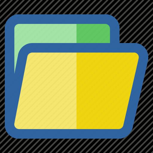 folder, ui, ux, web, website icon