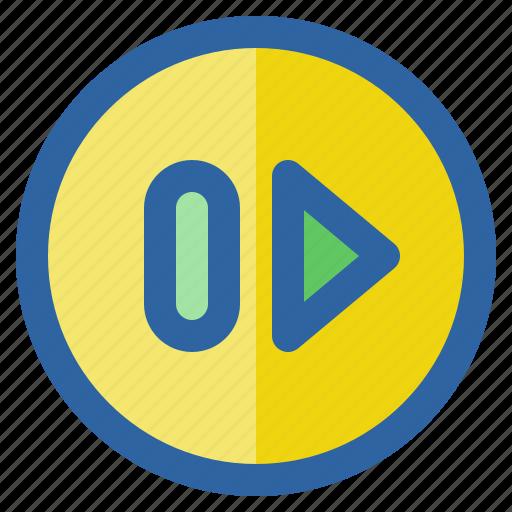 forward, ui, ux, web, website icon