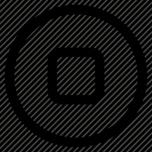 stop, ui, ux, web, website icon