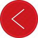 arrow, arrows, left, nav, point icon