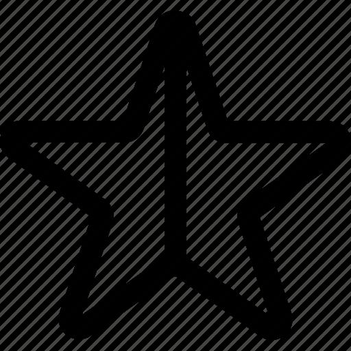 arrow, interaction, interface, star, user icon
