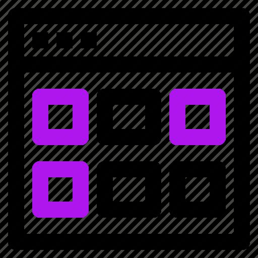 arrow, divs, interaction, interface, user icon