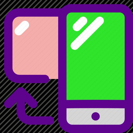 arrow, interaction, interface, responsive, user icon
