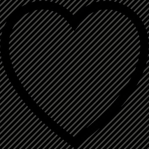 healthcare, heart, like, love, romantic, valentine icon