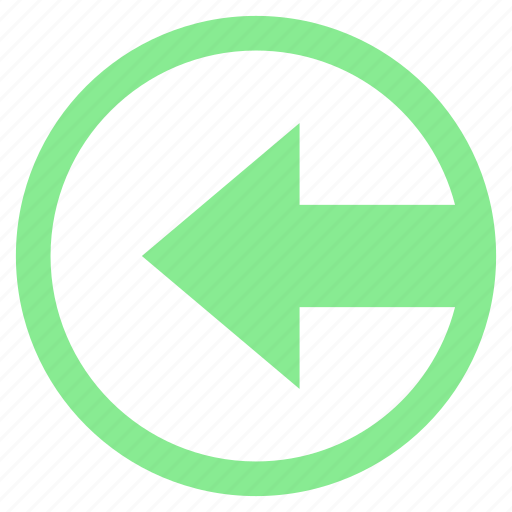 Arrow, arrows, back, direction, left icon - Download on Iconfinder
