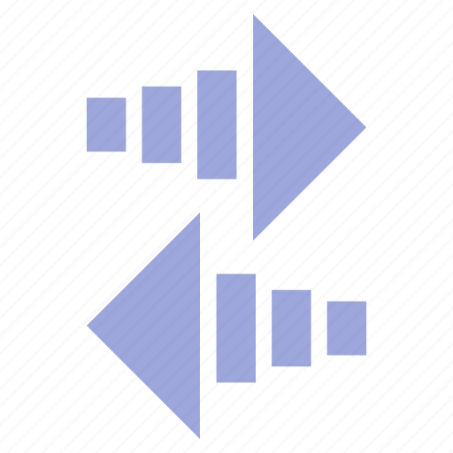 Arrow, arrows, direction, left, right icon - Download on Iconfinder