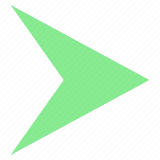 arrow, arrows, direction, pointer, right icon