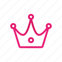 crown, important, status, vip icon