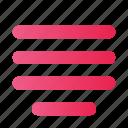 center, design, device, interface, mobile, ui, website icon