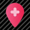design, device, interface, location, mobile, ui, website icon