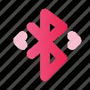 bluetooth, design, device, interface, mobile, ui, website icon