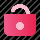 design, device, interface, mobile, ui, unlock, website icon