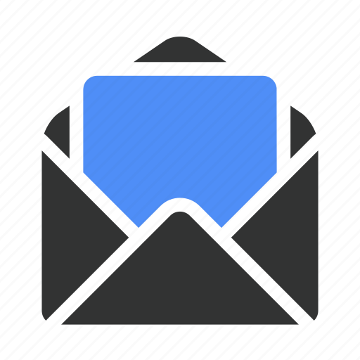add a tagsend, email, letter, mail, open, send icon