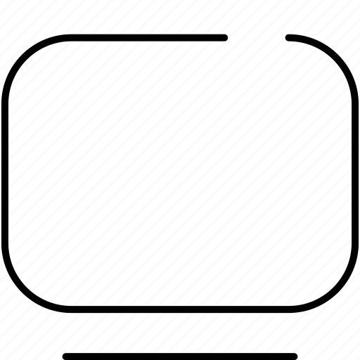imac, screen, tivi, tv icon