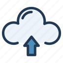 cloud, export, ui, upload, ux