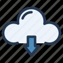 cloud, download, import, ui, ux