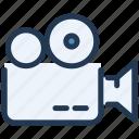camera, movie, ui, ux, video, videocamera