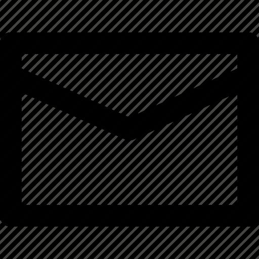 envelope, inbox, mail, message, ui icon