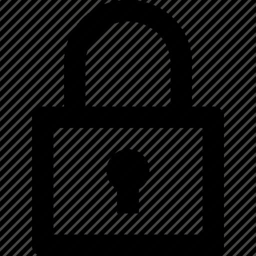 lock, padlock, password, security, ui icon