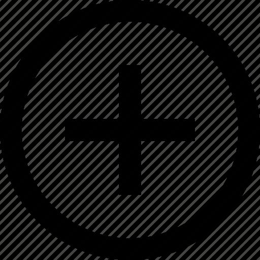 add, cross, plus, ui icon