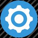 cog, gear, machine, settings icon icon