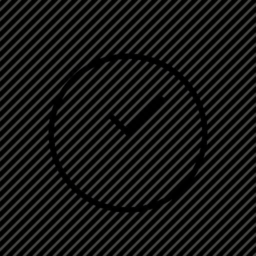 clock, heavy, ui icon