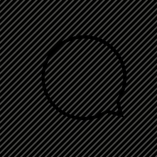 chat1, heavy, ui icon