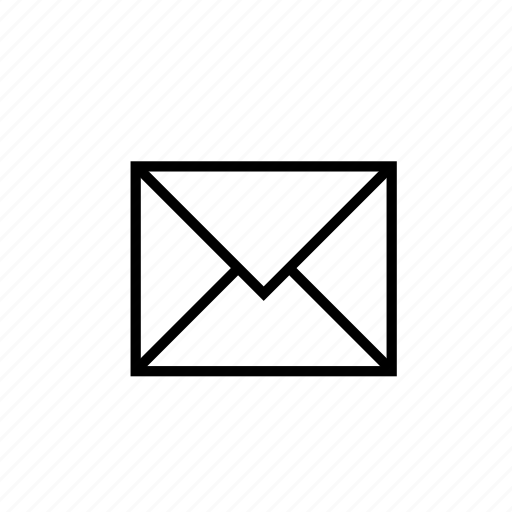 heavy, mail, square, ui icon