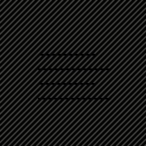 align, left, light, ui icon