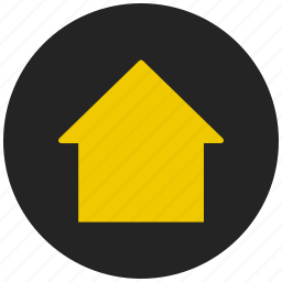 building, cottage, favorite page, home, home button, homepage, property icon